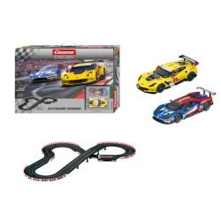 Evolution racebaan startset Extreme Power 6,3mtr.