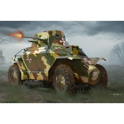 HUNGARIAN 39M CSABA ARMORED CAR 1/35