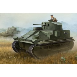 VICKERS MEDIUM TANK MK I 1/35