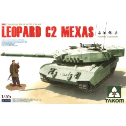 CANADIAN LEOPARD C2 MEXAS 1/35