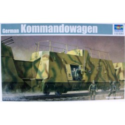 GERMAN KOMMANDOWAGEN 1/35