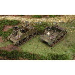 M7 PRIEST / KANGAROO (2 FAST ASSEMBLY MODELS) 1/72