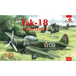 YAK-18 MAESTRO 1/72