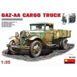 GAZ-AA CARGO TRUCK 1/35