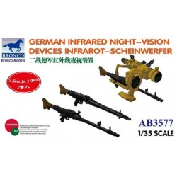 GERMAN INFRARED NIGHT VISION DEVICES 1/35