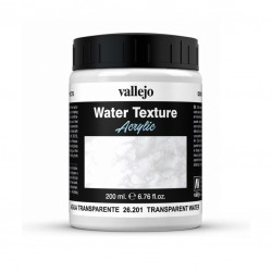 transparent water 200mL