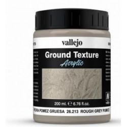 Diorama effect Rough Grey Pumice 200ml.