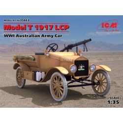 MODEL T 1917 LCP,WWI AUSTRALIAN ARMY CAR 1/35