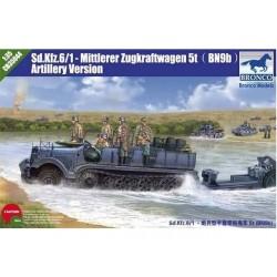 SD.KFZ.6/1 - MITTLERER ZUGKRAFTWAGEN 5T 1/35