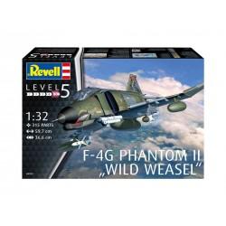 F-4G PHANTOM II WILD WEASEL 1/32