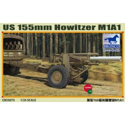 US 155MM HOWITZER M1A1 1/35