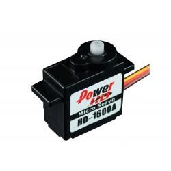 Ana. micro servo 1.3kg 0.08/60 22.8x11.7x22.8mm