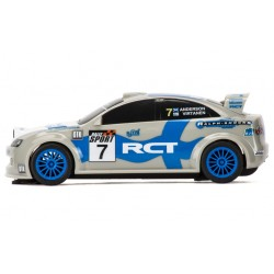 Slotrace auto team rally car 1/32
