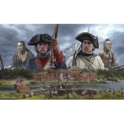 THE LAST OUTPOST 1754-1763 1/72