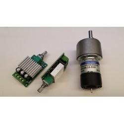 traploze DC motorreglaar 6-14V 10A