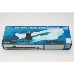 SUBMARINE USS SSN-21 SEAWOLF 1/144