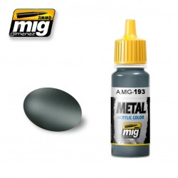 Mig Bluish Titanium A.MIG-193 17ml.