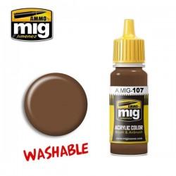 Mig Washable earth A.MIG-107 17ml.