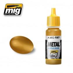 Mig Brass A.MIG-197 17ml.