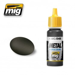 Mig Gun Metal A.MIG-045 17ml.