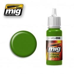 Mig Crystal Periscope Green A.MIG-096 17ml.