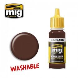 Mig Washable mud A.MIG-108 17ml.