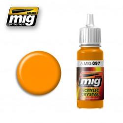 Mig Crystal Orange A.MIG-097 17ml.