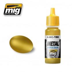 Mig gold A.MIG-198 17ml.