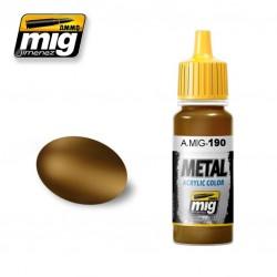 Mig Old Brass A.MIG-190 17ml.