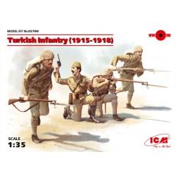 TURKISH INFANTRY 1915-1918 1/35