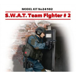 S.W.A.T TEAM FIGHTER 2 1/24