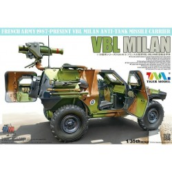 FRENCH VBL MILAN ANTI TANK MISSILE CARRIER 1/35