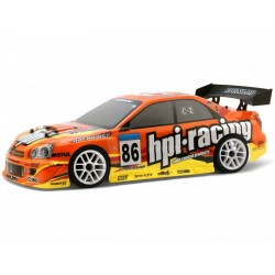 1/10 subaru Impreza body 200mm