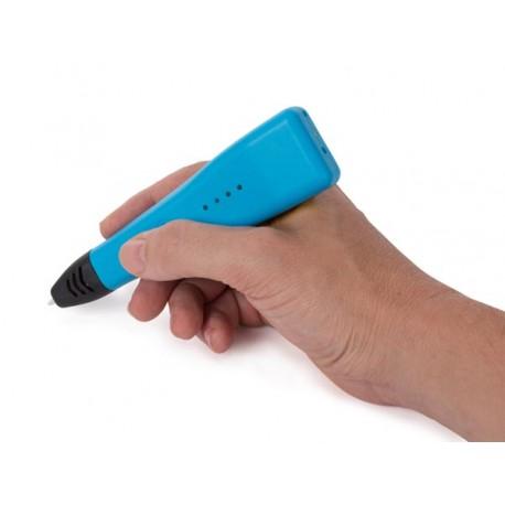 3D pen 10 watt met 3 kleuren filament en penhouder
