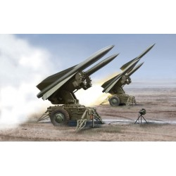 MIM-23 HAWK M192 ANTI-AIRCRAFT MISSILE LAUNCHER 1/35