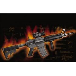 VOORGEBOUWDE AR15/M16/M4 1/3