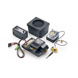Multi function control unit voor trucks