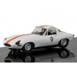 Slotrace auto Jaguar E-type 1965 1/32