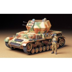 GERMAN FLAKPANZER IV 1/35