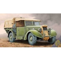 SUPER SNIPE LORRY 8CWT FFW 1/72