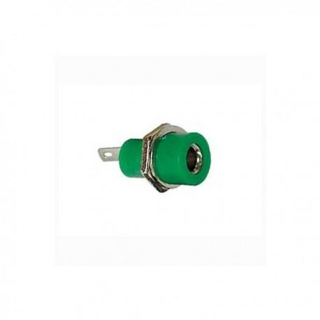 LC 4mm stekerbus groen