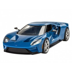 FORD GT 2017 1/24 20CM EASY-CLICK