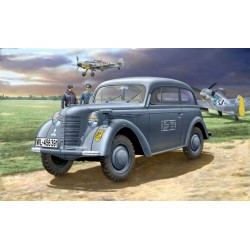 GERMAN KADETT K38 SALOON CAR 1/35