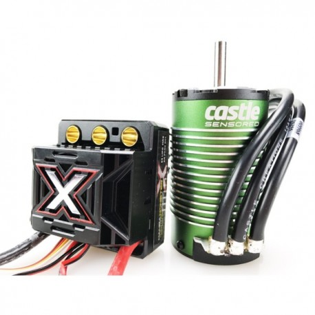 1/8 Mamba Moster X brushless motor+ ESC combo 1512-2650