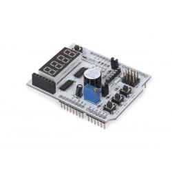 Multifunctie opsteekboard voor arduino uno