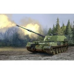 FINNISH ARMY K9FIN MOUKARI 1/35