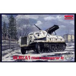 SD.KFZ.4/1 (15CM) PANZERWERFER 42 1/72