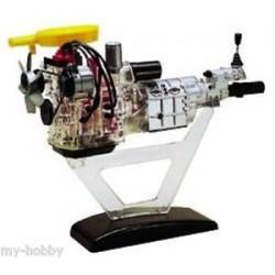 MAZDA ROTARY ENGINE 1/5 EXCL. 2XAA