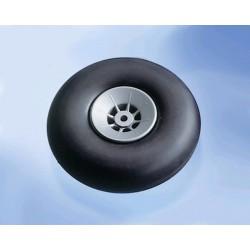 Rubber vliegtuig luchtband 125mm 1st.