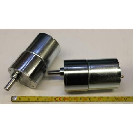 Vertragingsmotor 6-12V 150-300tpm